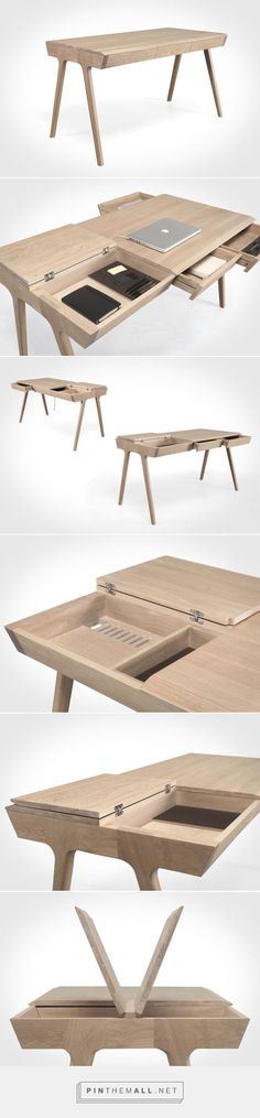Metis Desk | LumberJac - created via More