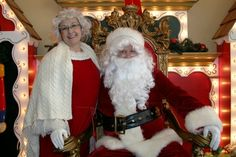 NJ.com reports that Santa Claus will arrive at Peddler's Village on December 1 for their annual Christmas Festival.