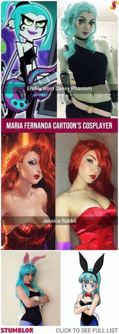 Maria Fernanda-Female Cartoon's Cosplayer Raven Cosplay, Epic Cosplay, Amazing Cosplay, Cosplay Girls, Female Cosplay, Anime Cosplay, Cosplay Ideas, Costume Halloween, Cosplay Makeup