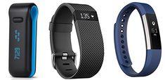Las 3 Fitbit que he tenido: Ultra, Charge HR, y Alta.
