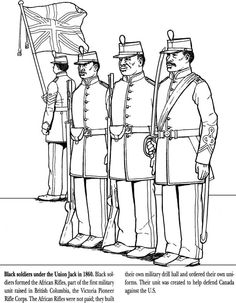 african american coloring pages | African American Leaders Giant ...