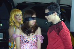 "Yaya Dub and matinee idol Alden Richards, who comprise the phenomenal ""AlDub"" love team, meet again after weeks of engaging in a split-screen romance in the show's hit ""Kalyeserye"" segment."