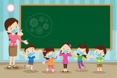 Teachers teacher cartoon Vectors, Photos and PSD files Student Cartoon, Teacher Cartoon, School Cartoon, Classroom Background, Kids Background, Teacher Picture, School Border, Back To School Art, Powerpoint Background Design