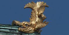 名古屋城/黄金の鯱