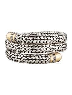 John Hardy Palu Coil Bracelet