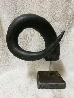 Keramik Horn Raku Horns, Bookends, Symbols, Home Decor, Art, Art Background, Horn, Decoration Home, Room Decor