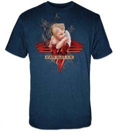 Van Halen Smoking T-Shirt