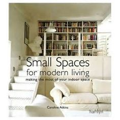 Small Space Living on Pinterest