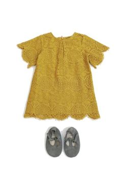 Frida Baby Dress in