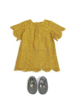 Frida Baby Dress in