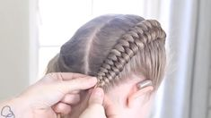 How to Dutch Braid Video Tutorials & Fab Hairstyles How to Dutch Braid Video Tutorials & Fab Hairstyles,Hair Tutorials Do you wanna learn how to braid your own hair? Well, just visit our web site to seeing more amazing video tutorials! Sporty Hairstyles, Braided Ponytail Hairstyles, Girl Hairstyles, Braids For Kids, Braids For Short Hair, Braiding Your Own Hair, Hair Videos, Braid Styles, Hair Inspiration
