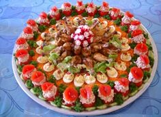 koude schotel maken - Google zoeken Yummy Food, Tasty, Bento, Fruit Salad, Healthy Lifestyle, Google, Buffet Wedding, Warm, Diners