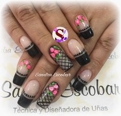 Toenails, Gorgeous Nails, Manicure And Pedicure, Hair And Nails, Nail Art Designs, Finger, Lily, Beauty, Nail Art