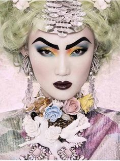 Makeup by Lewis Amar