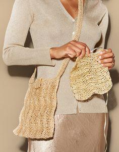 Diy Crochet Cardigan, Knit Or Crochet, Learn To Crochet, Single Crochet, Easy Crochet, Crochet Kits, Crotchet, Crochet Ideas, Crochet Ripple