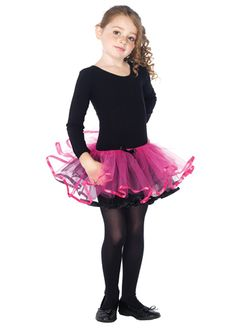 Enchanted Reversible Ribbon Trimmed Tutu, $16.99 - The Costume Land