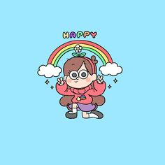Happy Mabel by Mimiko Dipper And Mabel, Mabel Pines, Beautiful Drawings, Cute Drawings, Monster Falls, Desenhos Gravity Falls, Gravity Falls Funny, Grabity Falls, Drawings Of Friends