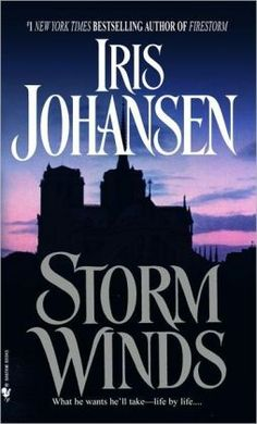 Hot, hot, hot!   Storm Winds by Iris Johansen