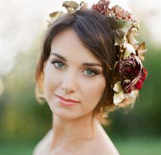 Braut Make-up: 60 Schminkideen für den speziellen Anlass