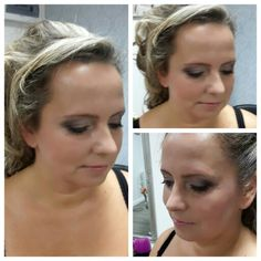 Make-up for mother of bride