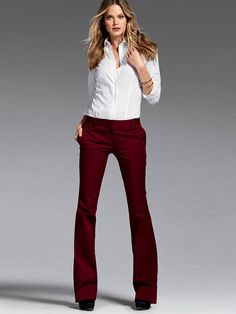 The Kate Flare Pant #VictoriasSecret http://www.victoriassecret.com/clothing/all-sale-and-specials/the-kate-flare-pant?ProductID=37997=OLS=true?cm_mmc=pinterest-_-product-_-x-_-x$39