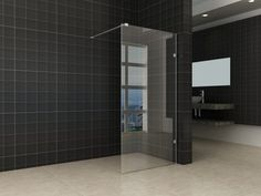 Glazen Panelen Badkamer : Besten badkamer bilder auf duschen badezimmer und