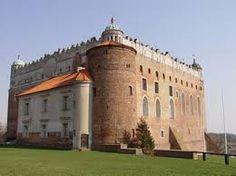 Golub Dobrzyn zamek - Poland