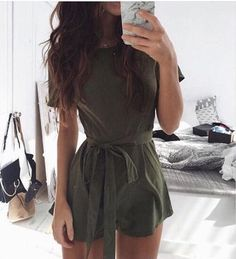 clothes rompers 30 Latest Summer Outfits to Try This Year - Gravetics Casual Outfits, Cute Outfits, Fashion Outfits, Womens Fashion, Casual Clothes, Ladies Outfits, Summer Clothes, 90s Fashion, Fashion News