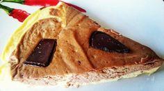 Tvarohový koláč bez mouky recept Healthy Sweets, Cheesecakes, Tiramisu, Waffles, Paleo, Baking, Breakfast, Ethnic Recipes, Art