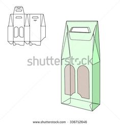 Stock Images similar to ID 336712619 - vector illustration of gift...