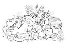A smart fruit salad ?, From the gallery : Flowers And Vegetation, Artist : Igor Zakowski