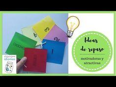 Recursos e ideas para clase / Juegos de repaso - YouTube