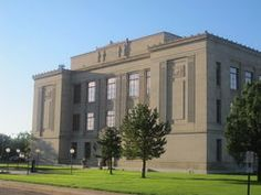 Prowers County Courthouse in Lamar CO