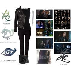 Shadow Hunter outfit <3<3<3<3<3<3<3<3<3<3<3