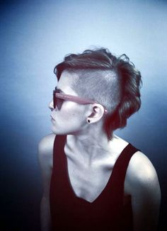 Shaved Hairstyles for Women (8)