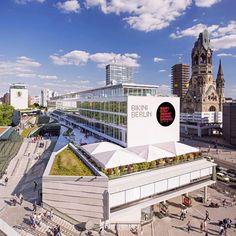 Bikini Berlin ist die hippste Mall der deutschen Hauptstadt. Shoppen, Übernachten, Essen – hier kann man quasi leben.