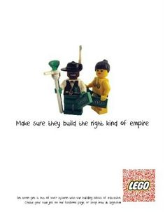 Lego Advert