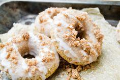 Saras Cupcakery: Zimtige Verführung {Cinnamon Crunch Donuts}