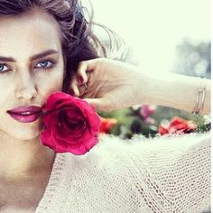 #irinashayk for avon