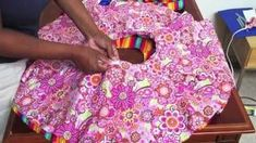 How to make a Circle Skirt for girls, via YouTube.