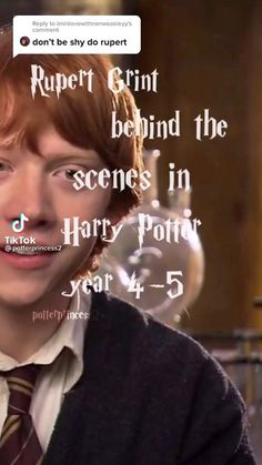 Harry Potter Gif, Harry Potter World, Ron And Harry, Harry James, Oliver Wood, Rupert Grint, Def Not, Harry Potter Collection, Jim Carrey