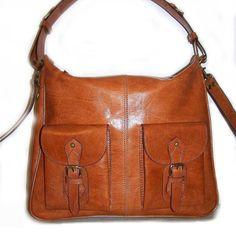 genuine leather shoulder cross body bag