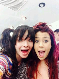 MTV Awkward: Ashley Rickards and Jillian Rose Reed.
