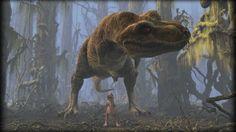 dinosaur video for third/fourth grades