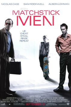 My Favorite Scene: Matchstick Men (2003) PLUS a Nicolas Cage Going Nuts Montage