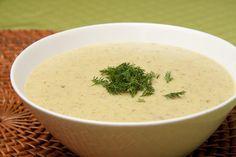 Potato Dill Soup