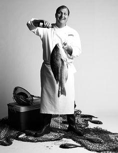 Chef Dave Pasternack, ESCA, NYC