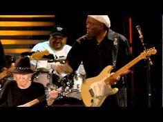 Buddy Guy / Eric Clapton / Johnny Winter / Jimmy Vaughan / Robert Cray / Hubert Sumlin   Sweet Home Chicago 2011