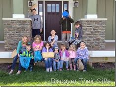 Discovering Their Gifts: Homeschool Blog