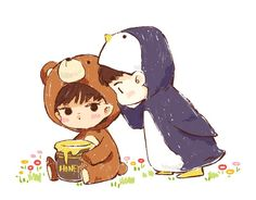 90 Best Exo Images On Pinterest Drawings Kpop Exo And Exo Fan Art